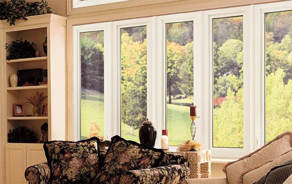 Platinum Casement Window