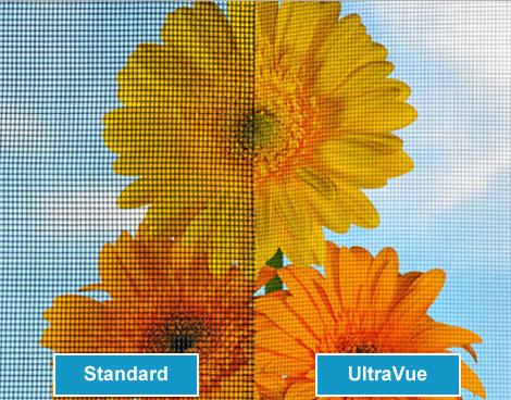 UltraView Screen